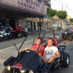 Joey Essex at Easy Riders Rentals, Ayia Napa Cyprus