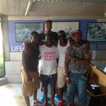 Jamal Blackman & friends at Easy Riders Rentals, Ayia Napa Cyprus