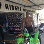 FEKKY at Easy Riders Rentals, Ayia Napa Cyprus