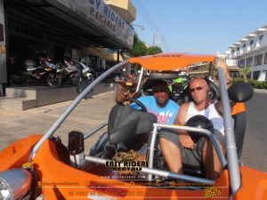 Lethal Bizzle & Johnny Boy at Easy Riders Rentals, Ayia Napa Cyprus