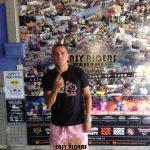 DJ Luck at Easy Riders Rentals, Ayia Napa Cyprus