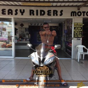 FEKKY at Easy Riders Rentals, Ayia Napa Cyprus