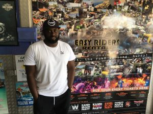 P money at Easy Riders Rentals