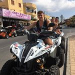 GAZ - Geordie Shore at Easy Riders Rentals