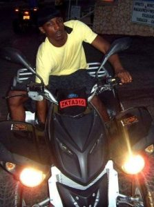 JME-BBK at Easy Riders Rentals, Ayia Napa Cyprus