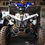 Shorty-BBK at Easy Riders Rentals, Ayia Napa Cyprus