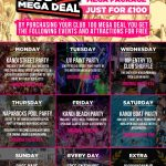 Ayia Napa Event Tickets