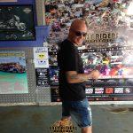 Erlend Stokkedal at Easy Riders Rentals, Ayia Napa Cyprus