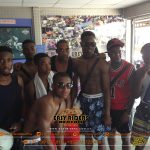 Wiley & Fans at Easy Riders Rentals, Ayia Napa Cyprus