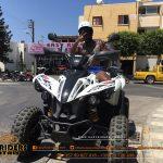 Tempa T at Easy Riders Rentals, Ayia Napa, Cyprus