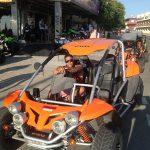 Chipmunk at Easy Riders Rentals, Ayia Napa Cyprus