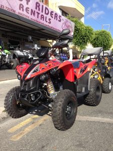 extreme buggy & quad bike safari Ayia Napa