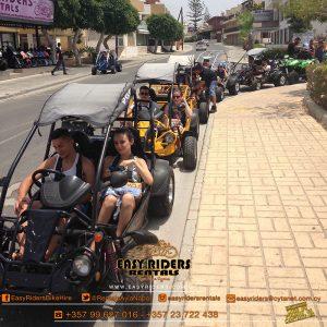extreme buggy & quad bike safari Ayia Napa