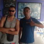 Wiley at Easy Riders Rentals, Ayia Napa Cyprus