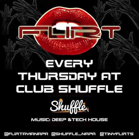 SHUFFLE CLUB