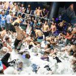 Foam Party @ Club Ice