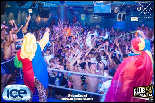 UV PAINT PARTY @ Club ICE