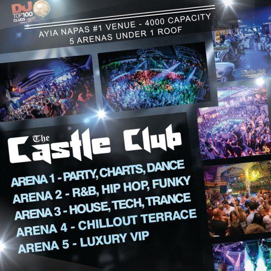 CASTLE CLUB