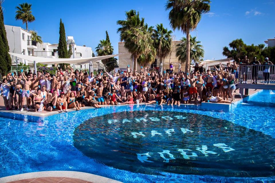 Pambos Napa Rocks Pool Party Ayia Napa 171 Easy Riders