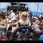 BLACK PEARL PIRATE BOAT
