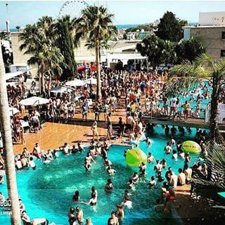 Pambos Napa Rocks Pool Party Ayia Napa Easy Riders