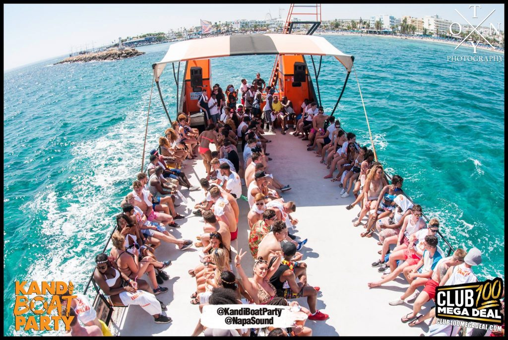 Kandi Boat Party Ayia Napa