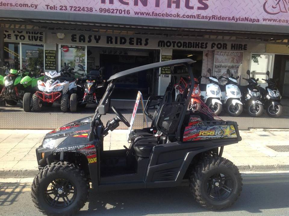 BUGGY 800cc For Rent in Ayia Napa