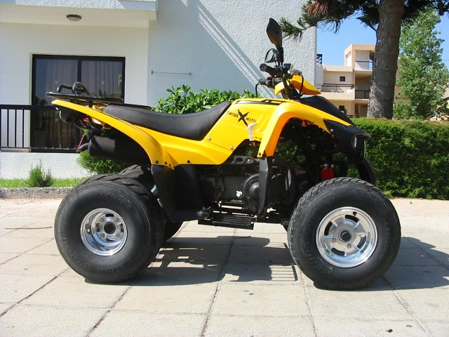 ADLY 200cc For Rent in Ayia Napa
