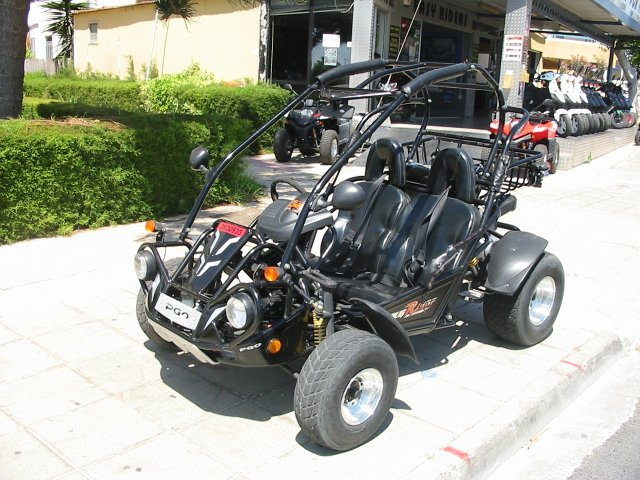 PGO BUGGIES 250cc For Rent in Ayia Napa