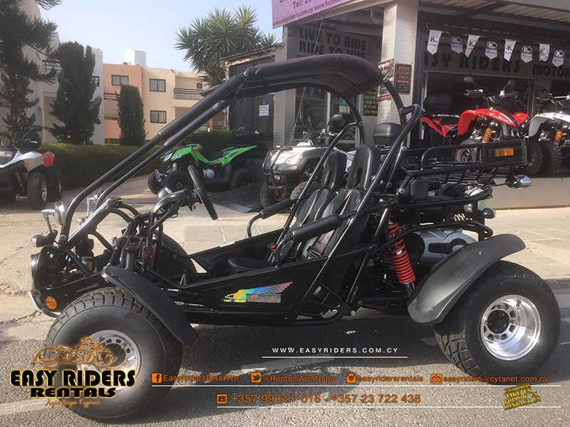 BUGGY 350cc For Rent in Ayia Napa