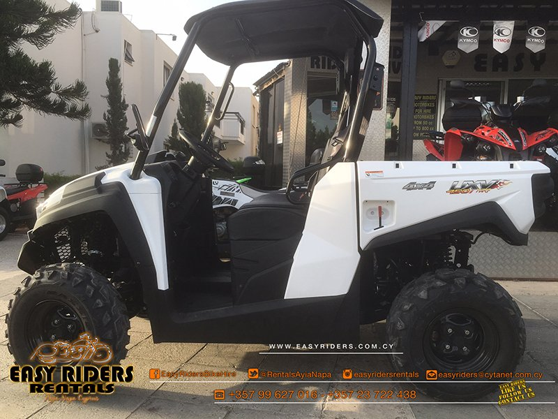 KYMCO BUGGY 450cc For Rent in Ayia Napa