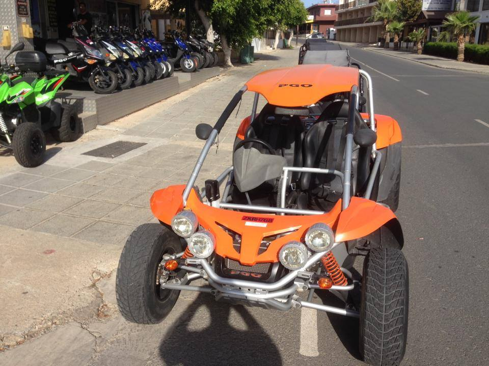 PGO BUGGY 500cc