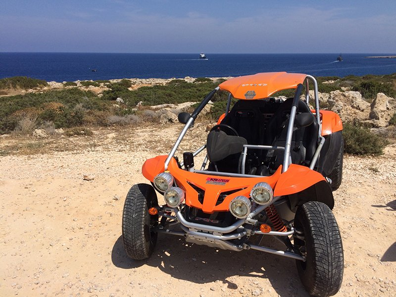 PGO BUGGY 500cc For Rent in Cyprus