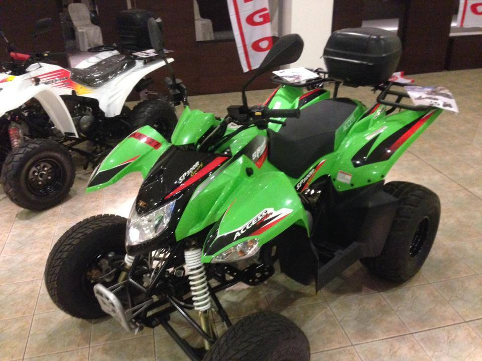 ACCESS 300cc / 350cc For Rent in Ayia Napa
