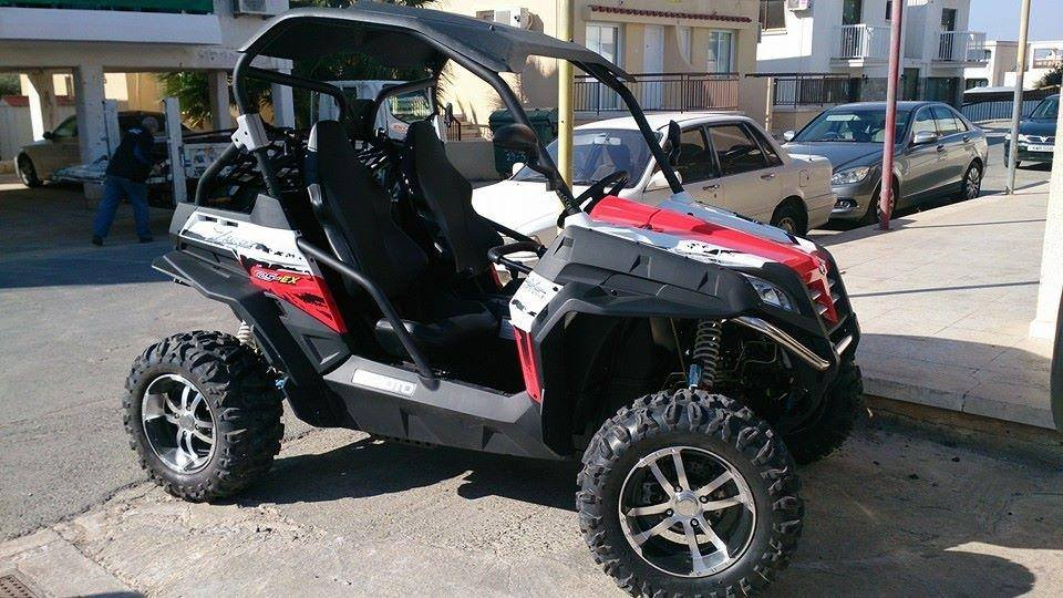 BUGGY 600cc For Rent in Ayia Napa