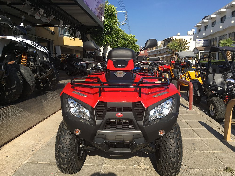 KYMCO 250cc – 300cc For Rent in Ayia Napa