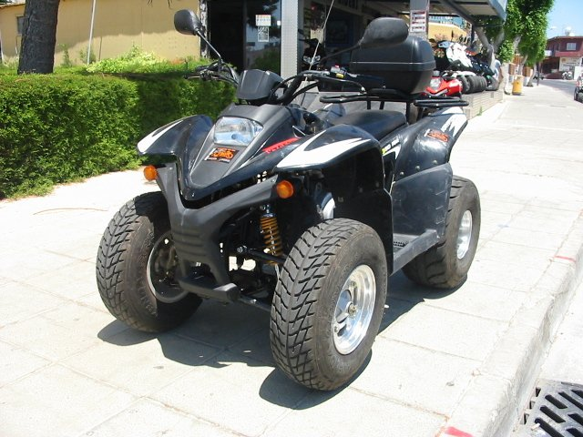 SMC 50cc For Rent in Ayia Napa