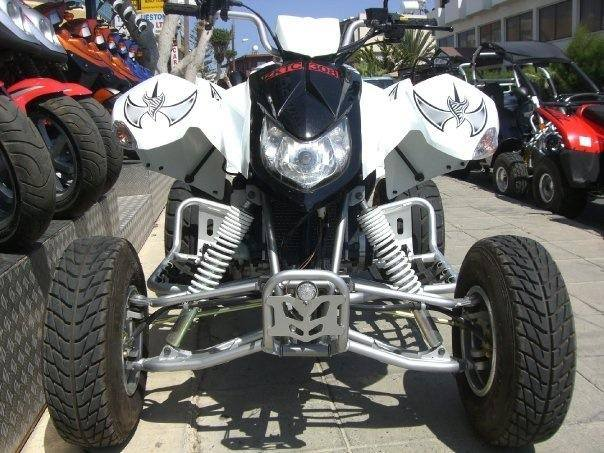 ACCESS 300cc / 350cc For Rent in Ayia Napa Cyprus