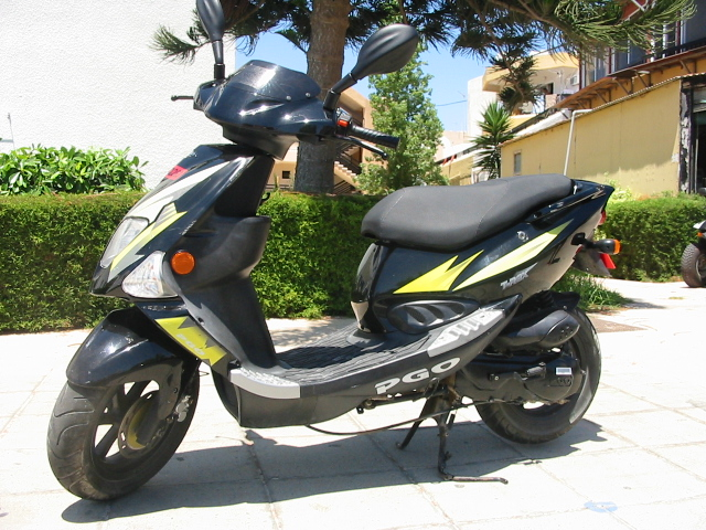 TGB 125CC For Rent in Ayia Napa