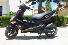 G-MAX PGO 125CC For Rent in Ayia Napa