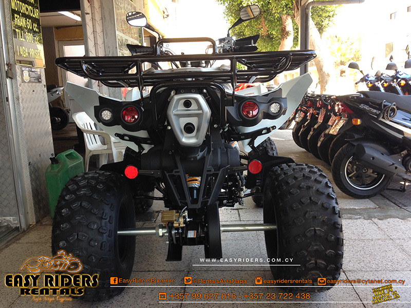 TGB 400cc For Rent in Ayia Napa