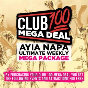 Club 100 Mega Deal