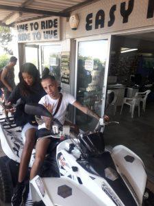 DAPPY at Easy Riders Rentals Ayia Napa