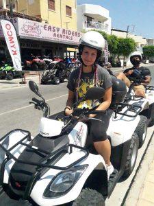 Quad Bike Rentals in Protaras