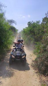 Easy Riders Rentals Quad Bike Safari