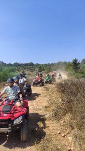 off road quad bike safari ayia napa