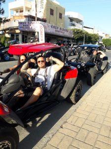 Easy Riders Rentals, Ayia Napa. Buggies, Quad Bikes & Scooters