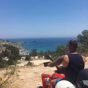 Konnos Bay Quad Bike Safari