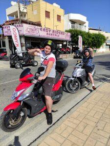 Bike Rentals in Ayia Napa