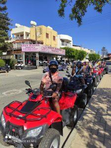 Quad Bike Rentals in Ayia Napa